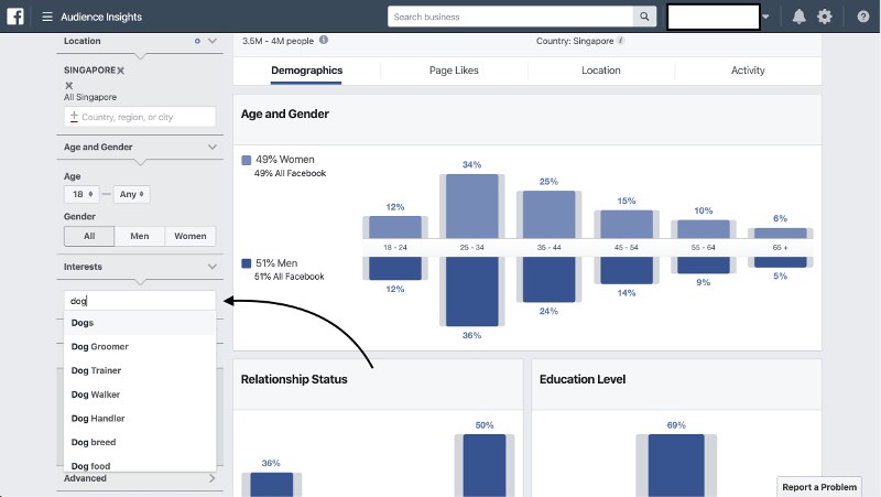 Facebook Audience Insights Product | Evolve & Adapt