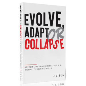 Evolve Adapt or Collapse by J C Sum