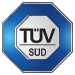 TUV SUD logo | Certified Marketing Consultant