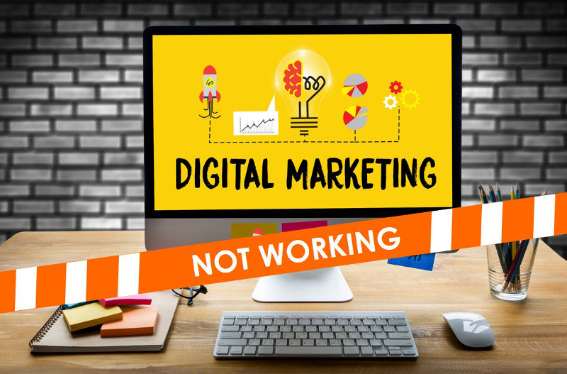 Digital Marketing Does Not Work | Evolve & Adapt