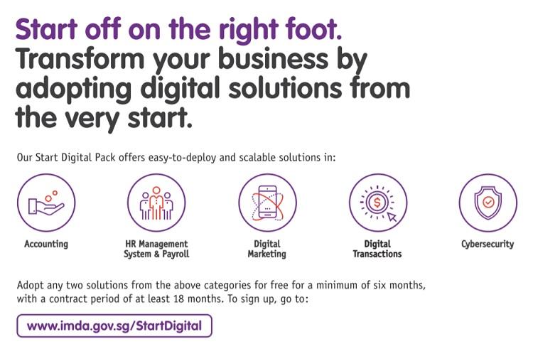 Start Digital Pack | Evolve & Adapt