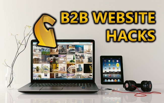 B2B Website that Generates Leads