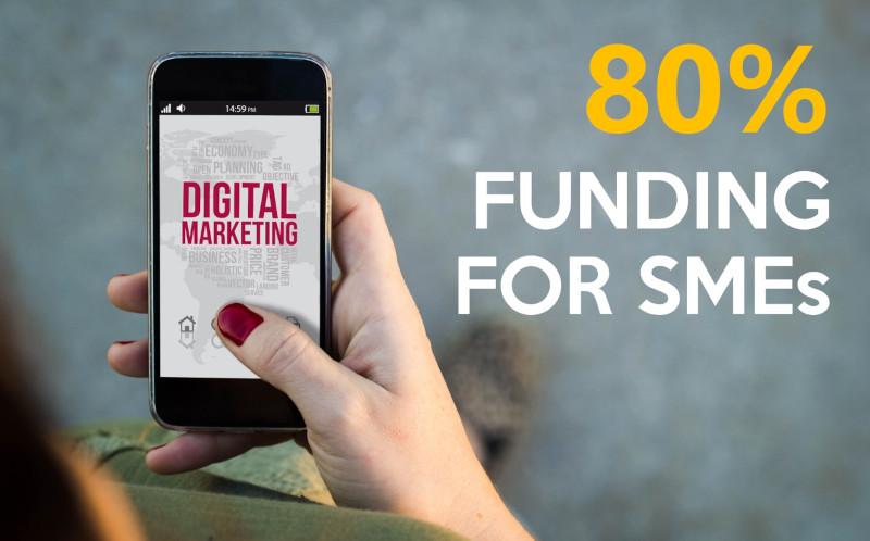 EDG Grant for SME Marketing Singapore