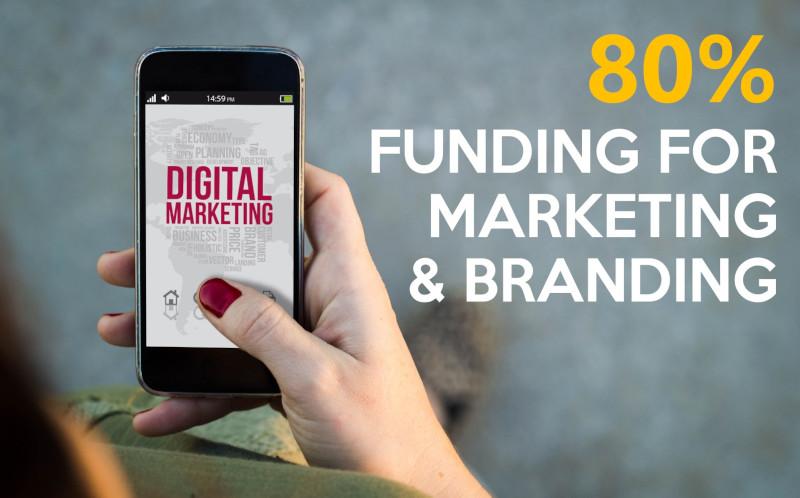 EDG Grant for Marketing & Branding Singapore