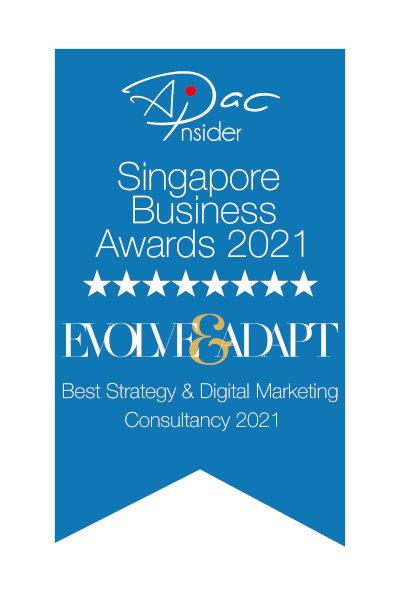 APAC Singapore Business Awards 2021