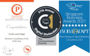 Read more about the article Singapore Marketing Agency Wins Another Award – Communicator Award 2021