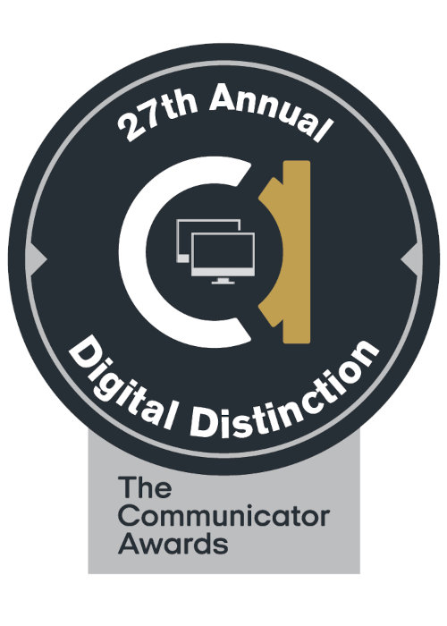 Communicator Awards Evolve & Adapt