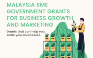Read more about the article Malaysia SME Government Grants for Business Growth and Marketing.