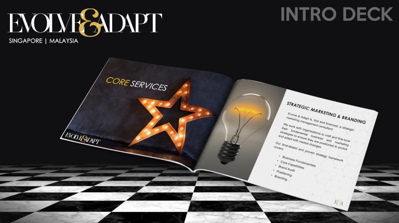 Evolve & Adapt Intro Deck Sep 2021