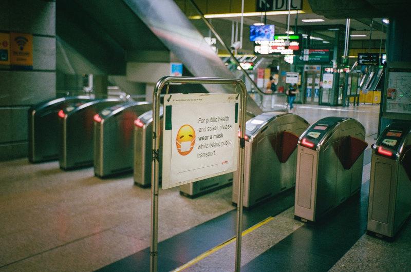 Singapore MRT Post Pandemic